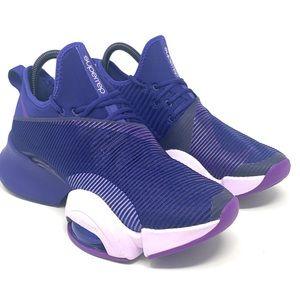 Nike Air Zoom SuperRep Training Purple